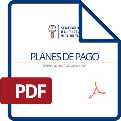 Planes de Pago 2019 SBVN