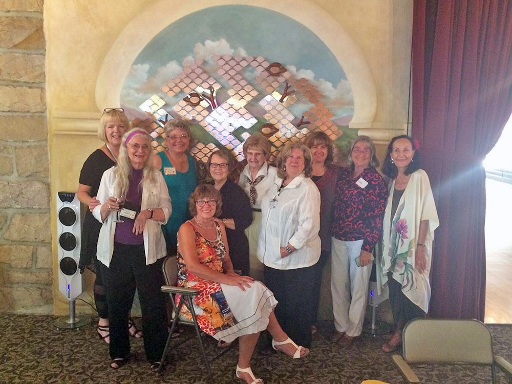 Santa Barbara Womans Club Members 5