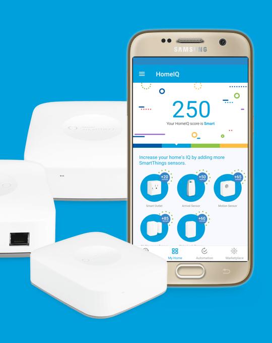 Samsung SmartThings » Don Carroll
