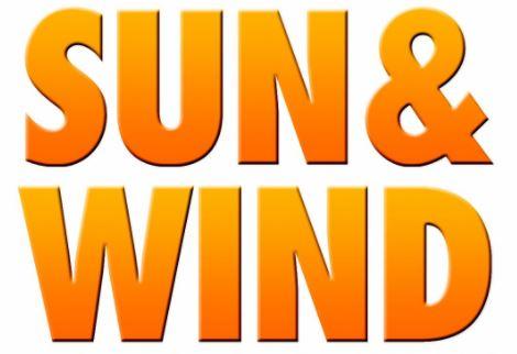 sun and wind
