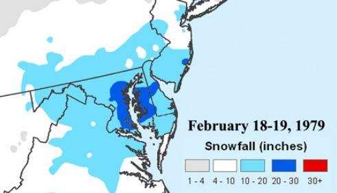 record snow