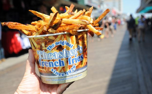 thrashers fries