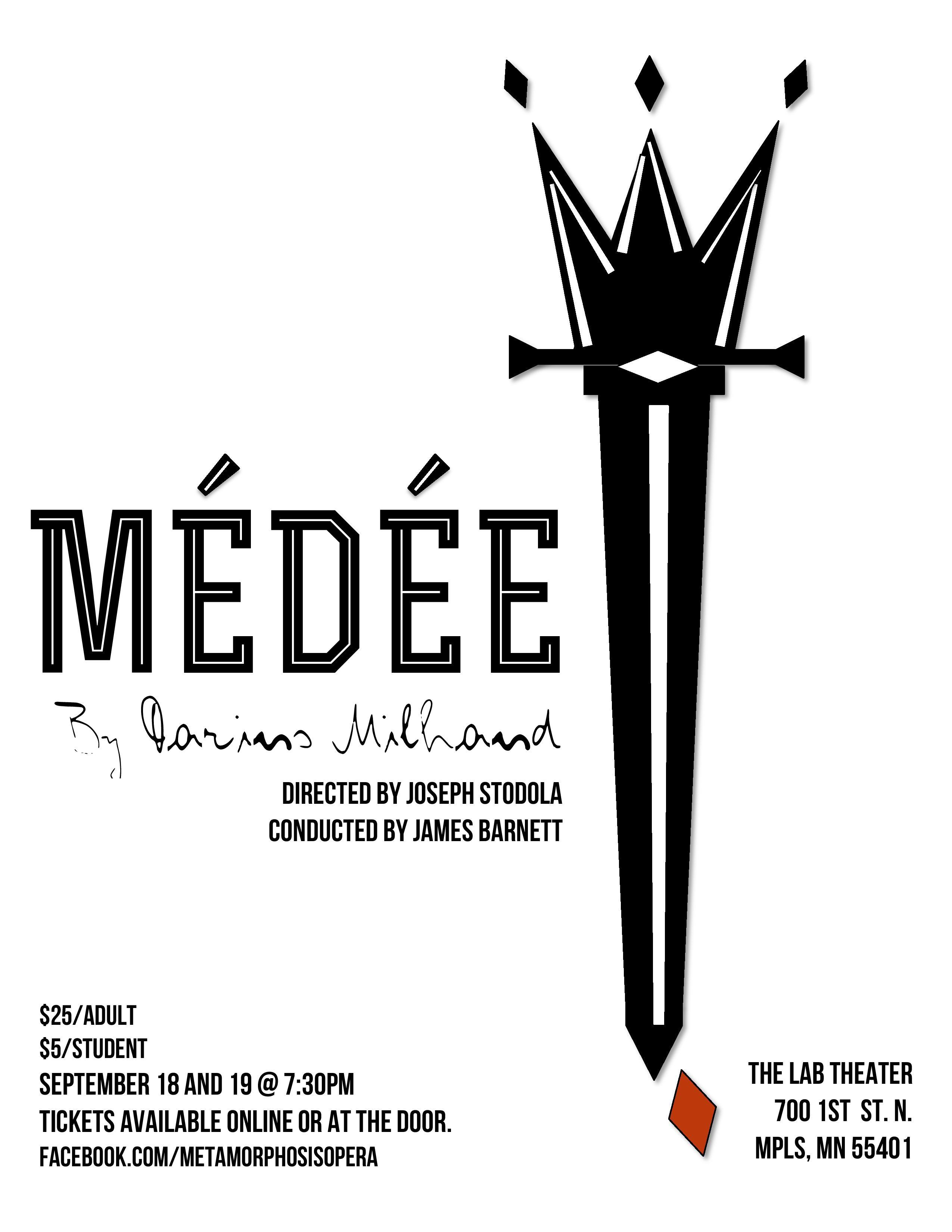 Tickets For Metamorphosis Opera Theater In Minneapolis