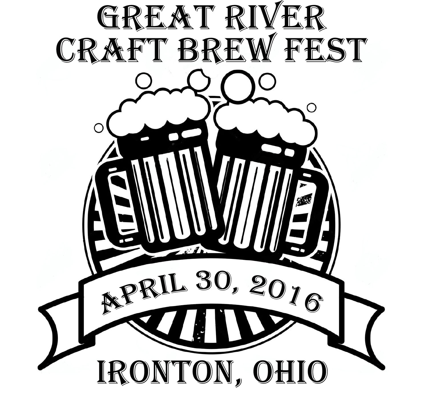 Tickets For Great River Craft Brew Fest In Ironton From