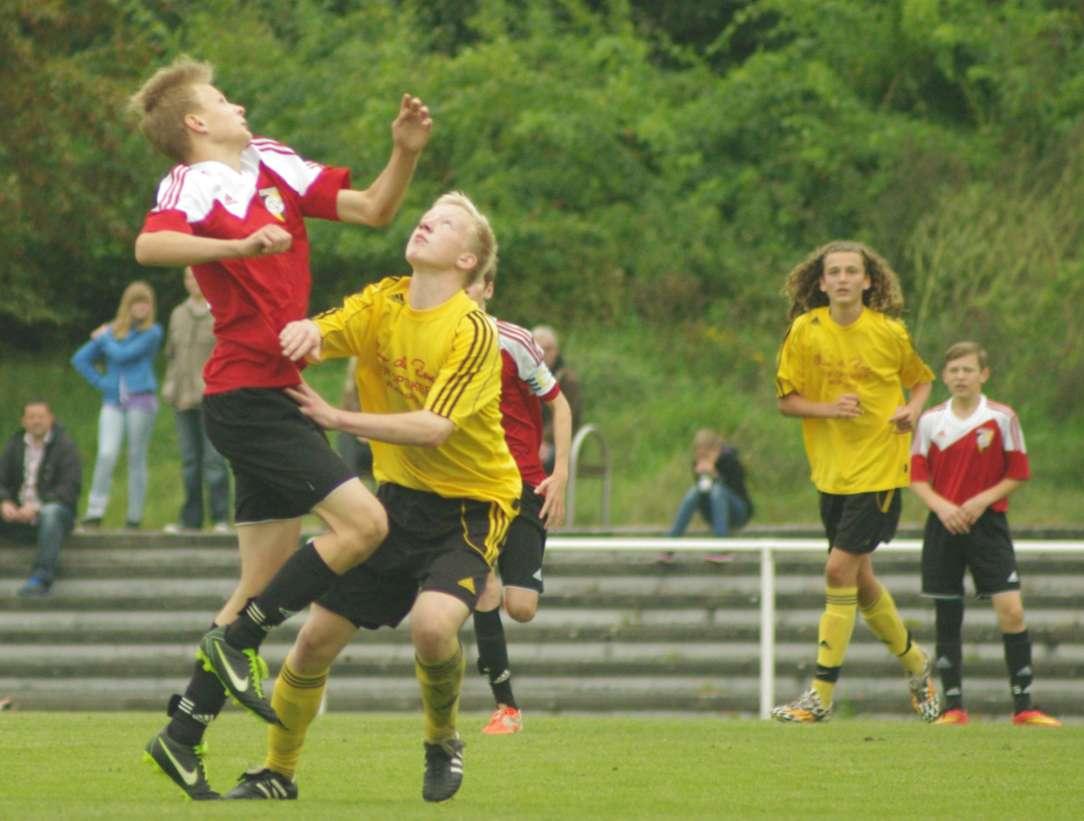 U15 in Gifhorn 09