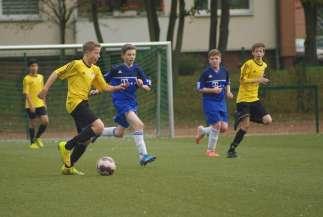 U15 vs SCU Salzgitter 07