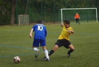 U15 vs SCU Salzgitter 08