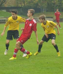 U15 vs VfBPeine 06