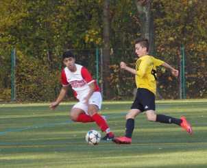 U16 vs Sparta 003