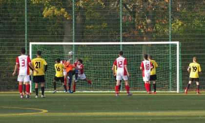 U16 vs Sparta 011