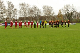U16 vs Woltwiesche HP 001