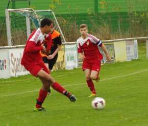U16 vs Woltwiesche HP 005