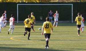 U19 vs VFV Hildesheim 012