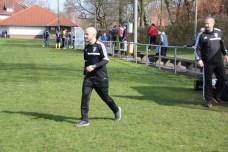 Freude beim Trainerteam Nils Reutter und Jürgen Bock