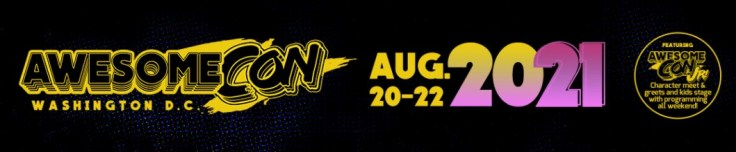 Tickets for Awesome Con 2019 in Washington from ShowClix
