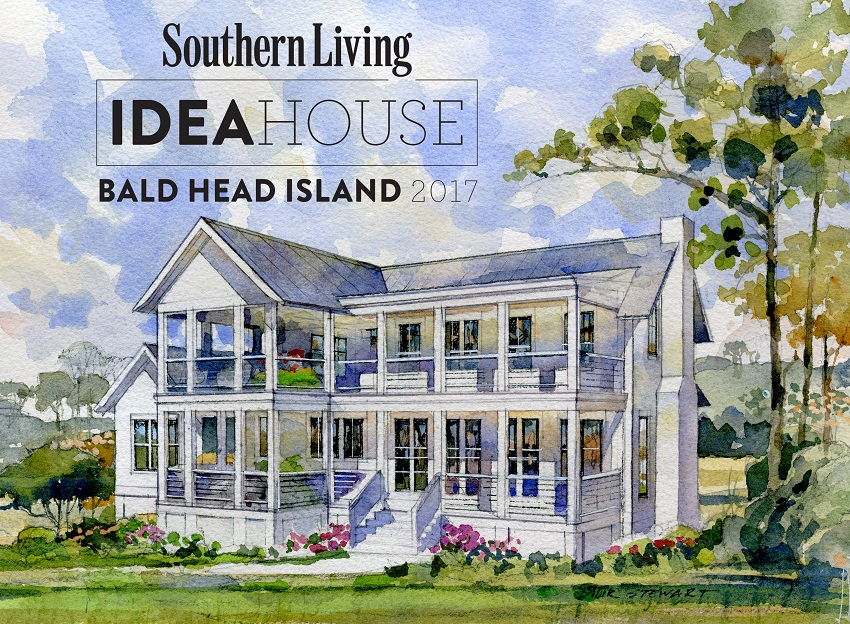 For Southern Living Idea House Tours In Bald Head Island From ShowClix
