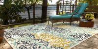 Outdoor Rugs & Patio Rugs : ShoppersChoice.com