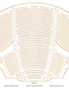 Dr phillips performing arts center seating chart www also for the hobit rh fullring