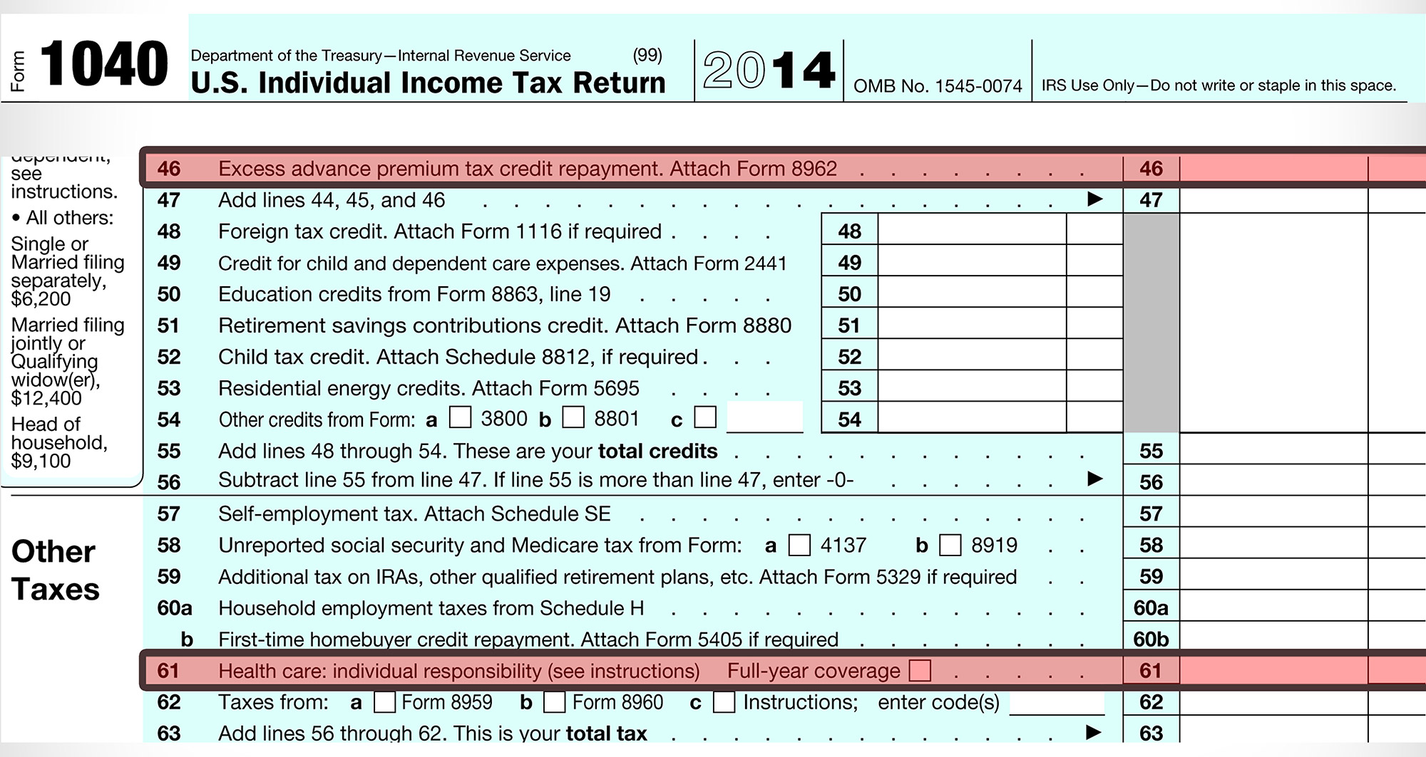 Irs To Block Suspend Tax Returns That Lack Obamacare Disclosures Integrated Benefit Solutions