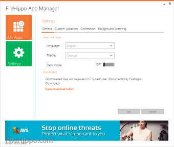 Download Filehippo App Manager 20 Beta 4 For Windows