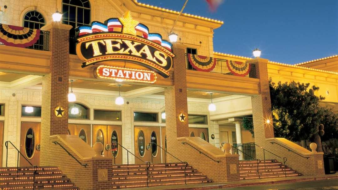 Texas Station exterior view