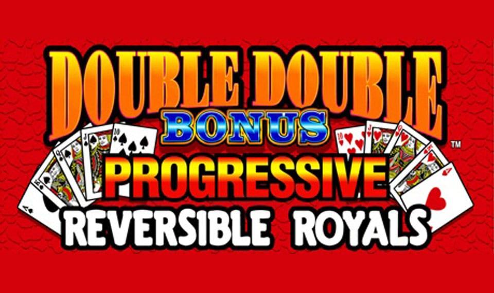 Doulbe Double Bonus Progressive Video Poker logo
