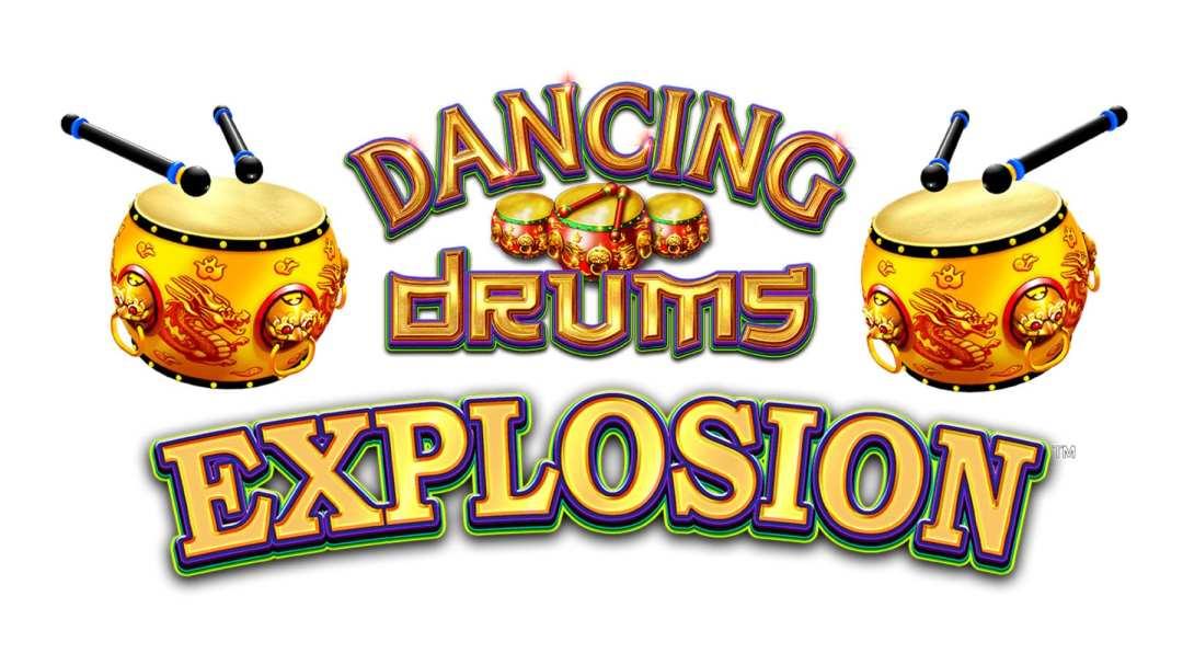 Dancing Drims Explosion Logo