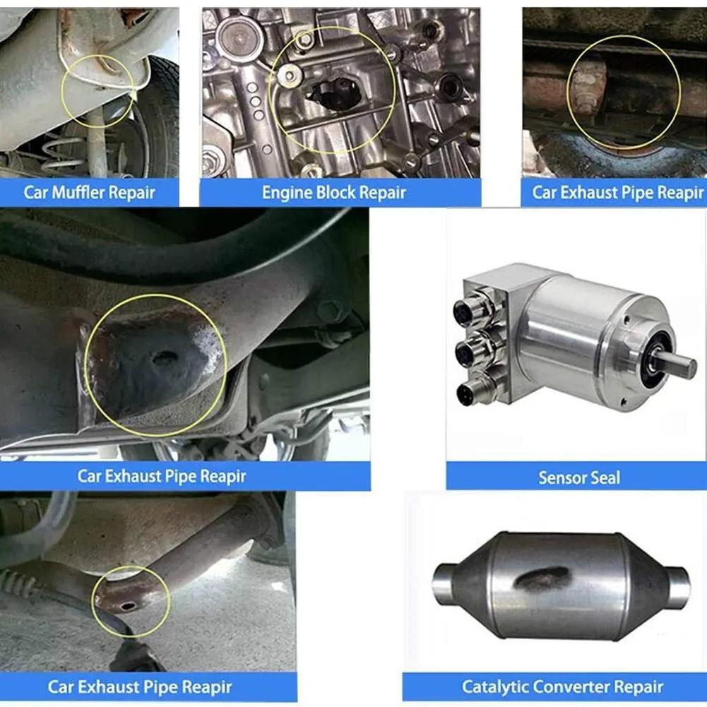 high quality tailpipe repair sealer visbella exhaust system sealar view visbella exhaust system sealar visbella product details from huzhou guoneng