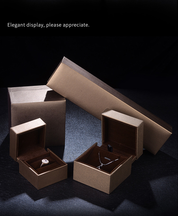 Plastic Jewellery Box : plastic, jewellery, Brown, Luxury, Plastic, Jewelry, Jewellery, Packaging, Box,Jewellery, Box,Luxury, Product, Alibaba.com