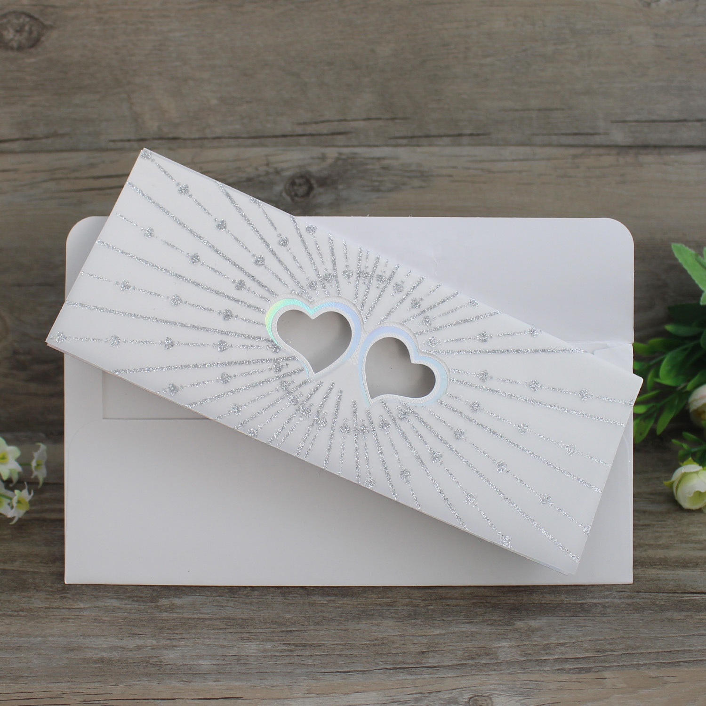 cartes d invitation vierge en papier