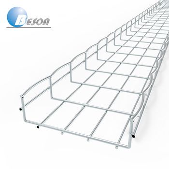 Stainless Steel Ss316 Wire Mesh Cable Tray/ Wire Basket