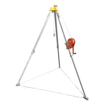 Safety Equipment Fall Prevention Rescue Tripod Self