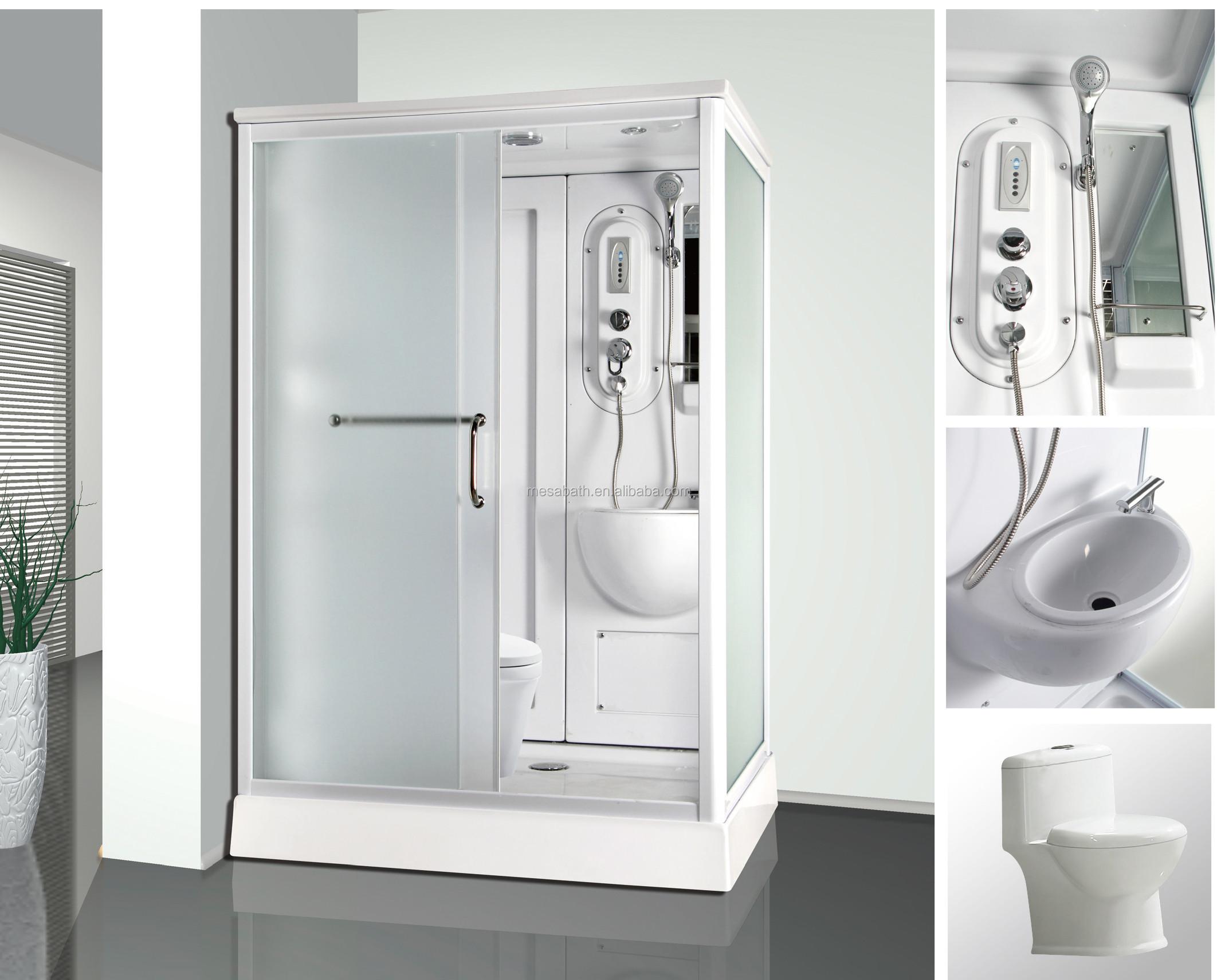 portable bathroom shower cabin toilet sink combo buy shower toilet combo shower combo portable bathroom product on alibaba com
