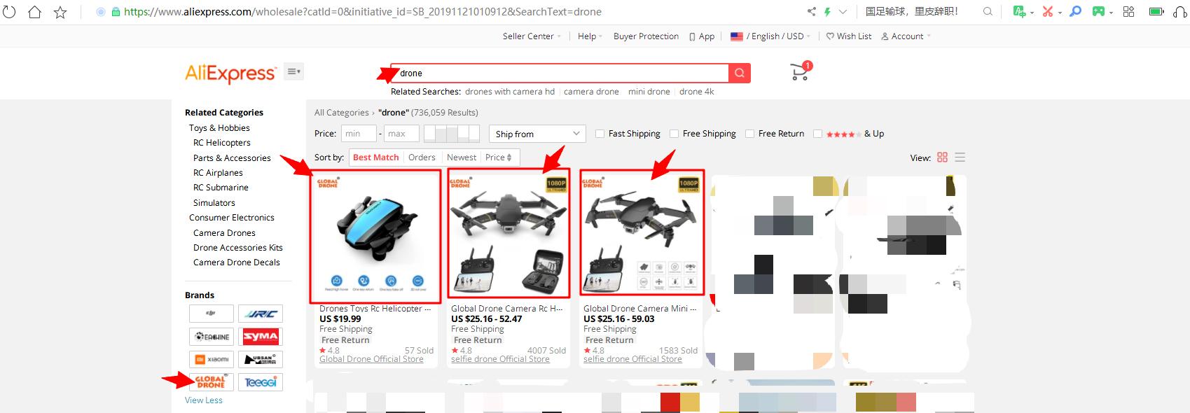 Global Drone Gw90 Pro Vs Xiaomi Fimi X8 Se Fpv Mi Drone Avec Caméra 4k Drone Professionnel À Longue Portée 1km 30 Minutes De Temps De Vol - Buy ...