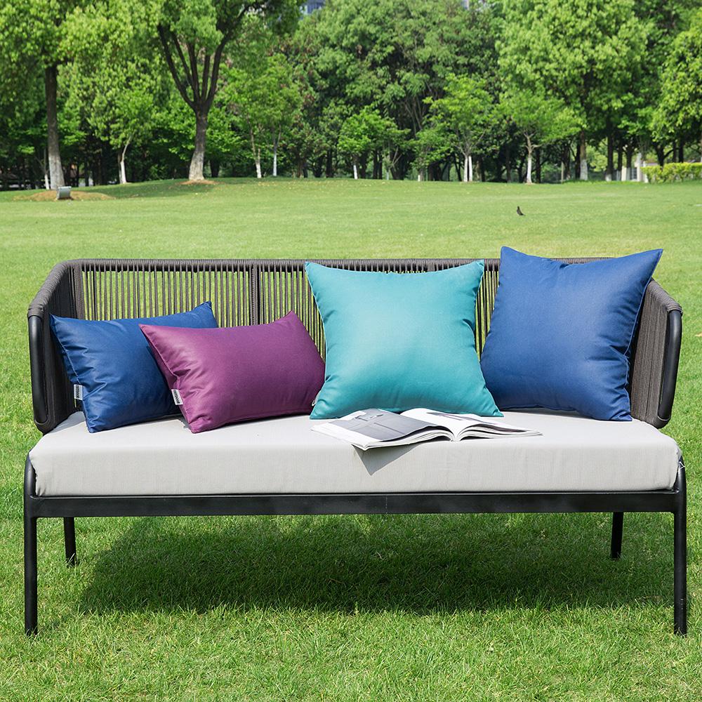 wholesale outdoor cushion waterproof cushion cover garden pillow cover chair cushion big size buy outdoor cushion waterproof cushion cover garden