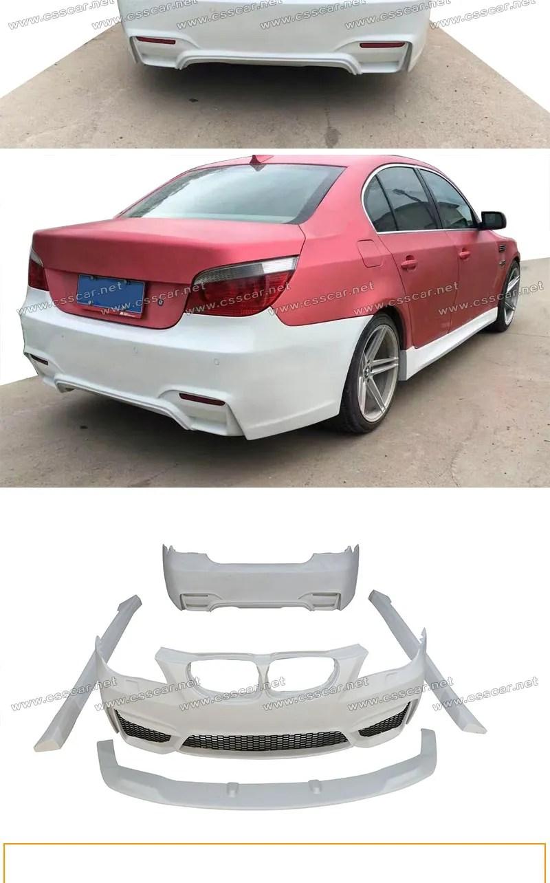 2008 Bmw 535i Body Kit : Fiberglass, Series, Vehicle, Material, Mw,E60, Vehicle,M4