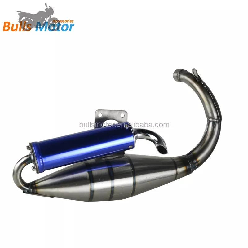 high performance motorcycle exhaust muffler 50cc scooter racing tuned exhaust system for honda dio 50 af18 af24 af27 af28 af30 buy exhaust for honda