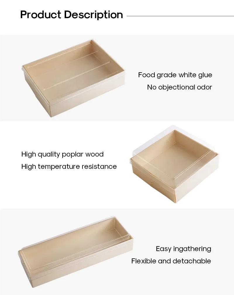 Wholesale Wooden Boxes : wholesale, wooden, boxes, Wholesale, Wooden, Boxes, Bakery, Bread, Chocolate, Mousse, Tiramisu, Macaron, Container, Swiss, Pastry, Packaging, Container,Chocolate, ,Christmas