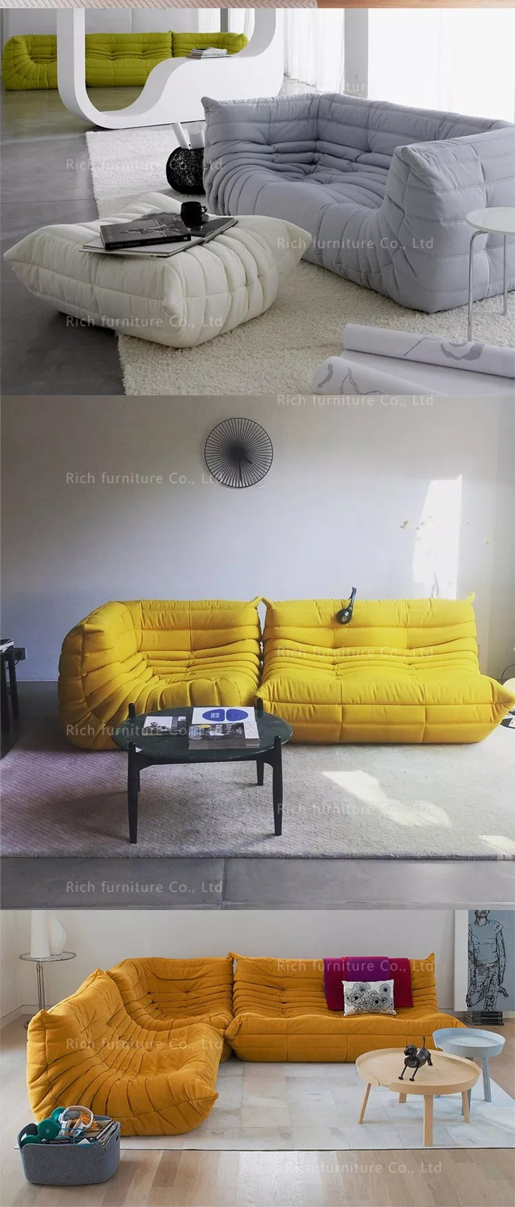 modern cotton linen floor sofa couch living room wholesale floor cushion seating sofa lounge lazy single person sofa buy floor sofa modern style