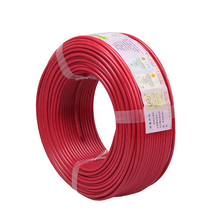 hight resolution of bv pvc cable 4mm2 electrical house wiring single solid cable copper conductor pvc insulated sq 1 5mm 2 5mm 4mm 6mm electric wire