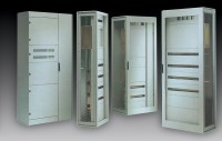 Tibox Single Opening Door Type Electric Control Cabinet ...