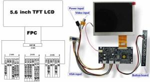 Ultra Bright Mipi Dsi Interface Lcd Display  Buy Ultra