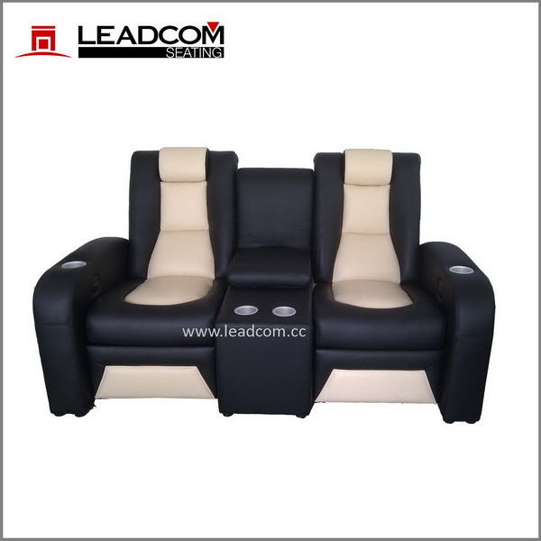 Leadcom Luxury Vip Cinema Chair Leather Upholstery ls811