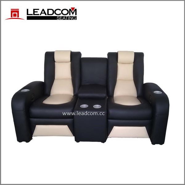 electric sofa set cheap sg leadcom luxury vip cinema chair leather upholstery (ls-811 ...
