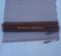 Stainles Steel Fireplace Screen Material