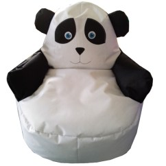 Panda Bean Bag Chair Ergonomic With Ottoman 2016 Newest Mini Beanbag Seat For Kids Buy