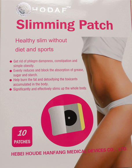 Magnetic Navel Slim Patch Review : magnetic, navel, patch, review, Chinese, Weight, Patches, WeightLossLook