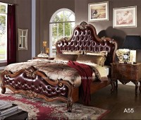 Luxury King Size Bed,High End Classical Bedroom Furniture ...
