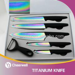 Titanium Kitchen Knives Outdoor Island Frame Kit High Quality Knife Buy Sheath Dive