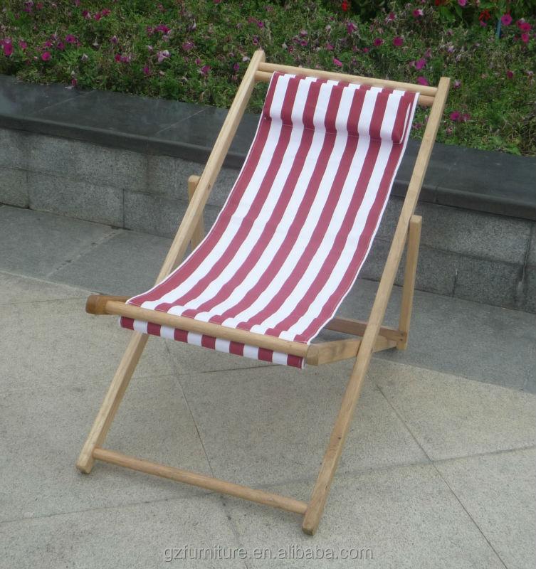 Beech Deck Chair With PillowDurable Canvas Folding Beach Chair  Buy Cheap Folding Deck Chairs